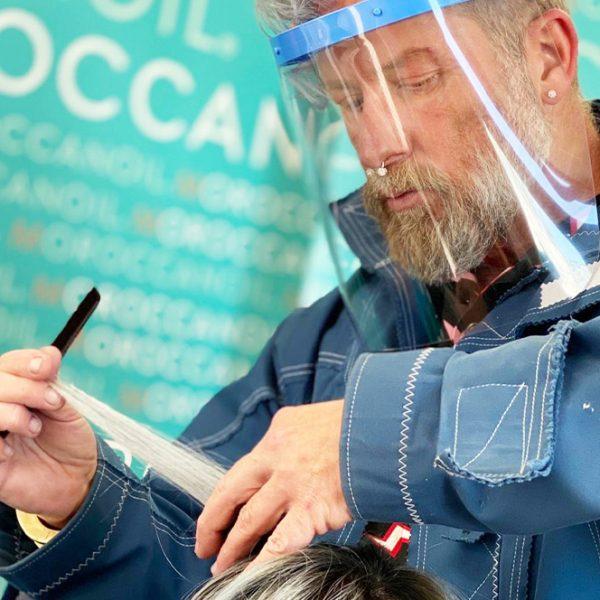 Gelaatsscherm Vista Protector kappers gelaatsbescherming