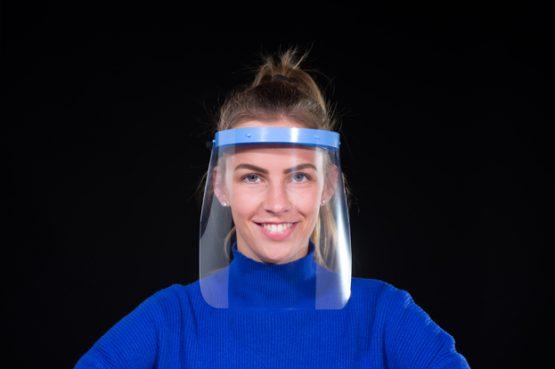 Vista Protector Gelaatsscherm Face Shield Gezichtsscherm
